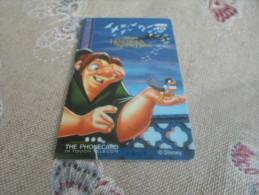 BELGIUM - nice prepaid phonecard Disney
