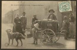 Authentique TOURS M�tier de Rue Orgue de Barbarie (Grand Bazar) Indre & Loire (37)