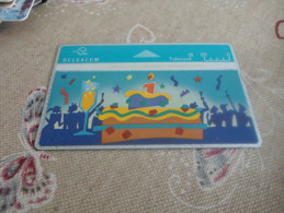BELGIUM - MINT private phonecard '1 year Belgacom'