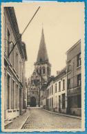 Asse - Kerkstraat : Kerk met zuiderportaal (XVe eeuw)