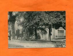 MARLY LE ROI   1910  PAVILLON DE CHASSE DU PRESIDENT DE LA REPUBLIQUE   CIRC   EDITEUR - Marly Le Roi