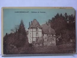 LAROCHEMILLAY (58) - CHATEAU DE VANOISE - Other Municipalities