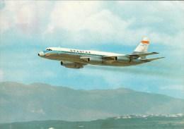 """Convair CV 990 A """" Coronado """" - CPM écrite - 1946-....: Era Moderna"""