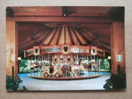 38844 PC: USA: MA - MASSACHUSETTS: Heritage Plantation Of Sandwich MA. Carousel By Charles I. D. Looff, Riverside, RI. - Other