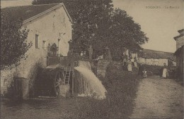 Poissons : Le Moulin - Poissons