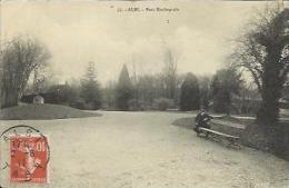 CPA De ALBI - Parc Rochegude. - Albi