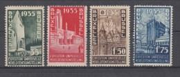 Nr 386/389 **, Cote = 70 € (X16433) - Unused Stamps