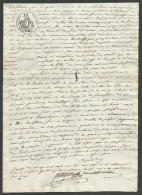 France - CF082 - Jugement Du 08/08/1807 - Famille Juge/Faurie/Guillemin Lachassagne - Pierrefitte/Arnac-Pompadour - Documents Historiques