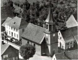 Schoenbourg Eglise - France