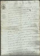 France - CF083 - Récolement Du 29 Germinal An XI (19/04/1803) - Inventaire Léonard Guillemin - Arnac-Pompadour - Historical Documents