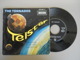 THE TORNADOS - 45T - TEISTAR - Country & Folk