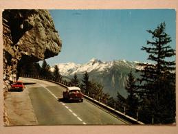 Citroen DS, Ford Cortina Mk2, Brünigstrasse - Voitures De Tourisme
