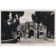 GBTTP1206-LFT2020.Tarjeta Postal De GIBRALTAR.Arcadas De La Entrada Sur. - Gibilterra