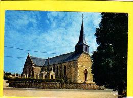 CPSM  - HARDINGHEN  - L'église  Combier Macon - Altri Comuni
