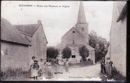 BEZANNES 1914 RARE CORREPONDANCE ALLEMANDE - Non Classificati