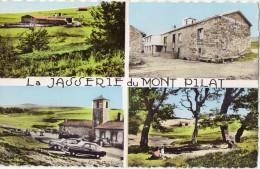 CPSM Multivues - La Jasserie Du MONT PILAT (42) - Mont Pilat