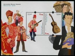 Açores 2014 - Europa 2014, Instruments De Musique - BF Neufs // Mnh - Europa-CEPT