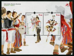 Madeira  2014 - Europa 2014, Instruments De Musique - BF Neufs // Mnh - Europa-CEPT