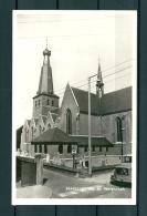 BAARLE HERTOG: St Remigiuskerk, Niet Gelopen Postkaart (Uitg Janssens) (GA18794) - Baarle-Hertog