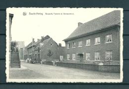 BAARLE HERTOG: Belgische Pastorie En Gemeentehuis, Niet Gelopen Postkaart (Uitg Valgaeren-Remeysen) (GA18797) - Baarle-Hertog