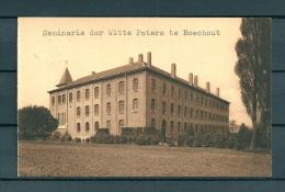 BOUCHOUT: Seminarie Der Witte Paters, Gelopen Postkaart 1937 (GA18891) - Boechout