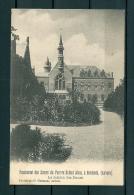 BORSBEECK: Pensionnat Des Soeurs Du Pauvre Enfant Jesus, Gelopen Postkaart (Uitg Hermans) (GA19016) - Borsbeek