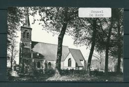 BOUWEL: De Kerk, niet gelopen postkaart (Uitg Verbraecken) (GA19020)