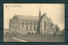 GHEEL: St Dimphnakerk, Niet Gelopen Postkaart (Uitg Aarts) (GA19151) - Geel