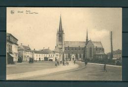 GHEEL: Markt, Niet Gelopen Postkaart (Uitg  Aarts) (GA19159) - Geel