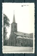 LAREM: Kerk, Gelopen Postkaart 1964 (Uitg Bens) (GA19185) - Geel
