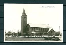 GROBBENDONCK: De Kerk, niet gelopen postkaart (Uitg John Prevot) (GA19227)