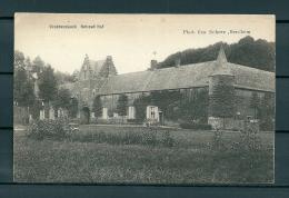 GROBBENDONCK: Het Oud Hof,niet gelopen postkaart (Uitg Schrey) (GA19232)