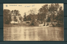 GROBBENDONCK: Waterval, niet gelopen postkaart (Uitg Claes) (GA19236)
