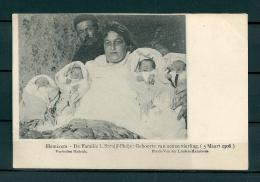 HEMIXEM: De Familie L'Struijf Huijs, Niet Gelopen Postkaart (GA19280) - Hemiksem