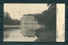 HEMIXEM: Le Chateau, Gelopen Postkaart 1903 (Uitg Nels) (GA19284) - Hemiksem