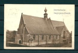HERENTHALS: Begijnhofkerk, Niet Gelopen Postkaart (GA19296) - Herentals