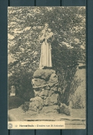 HERENTHALS: Grotten Van St-Antonius, Gelopen Postkaart 1922 (Uitg Hermans) (GA19302) - Herentals