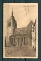 HERENTHOUT: De Kerk, Niet Gelopen Postkaart (Uitg Louis Schoors-Mans) (GA19338) - Herenthout