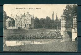 HERENTHOUT: Le Chateau De Herlaer, Gelopen Postkaart 1910 (GA19345) - Herenthout