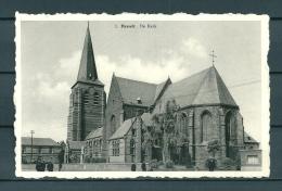 HERSELT: De Kerk, Niet Gelopen Postkaart (Uitg Matthys) (GA19348) - Herselt
