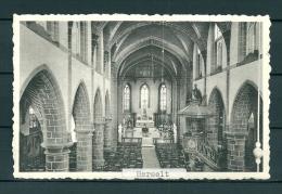 HERSELT: Binnenzicht Der Kerk, Niet Gelopen Postkaart (Uitg Matthys) (GA19350) - Herselt