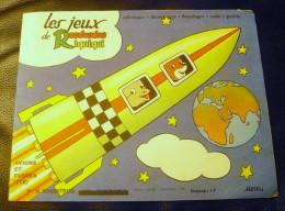 Les Jeux De Roudoudou Riquiqui, N° 31 : Avions Et Fusées Vaillant 1964 - Bücher, Zeitschriften, Comics
