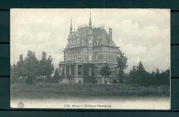 HOVE: Chateau Hoveberg, Gelopen Postkaart 1915 (Uitg Hermans) (GA19440) - Hove