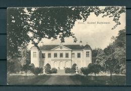 HOVE: Kasteel Rattennest, Gelopen Postkaart 1935 (Uitg Van Der Perre-Solie) (GA19441) - Hove