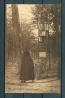 CASTERLEE: Biddend Vrouwtje, Gelopen Postkaart 1930 (Uitg Beersmans) (GA19454) - Kasterlee