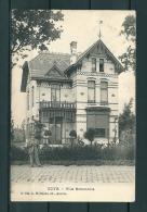 HOVE: Villa Hammonia, Gelopen Postkaart 1906 (Uitg Hermans) (GA19529) - Hove