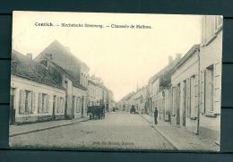 CONTICH: Mechelsche Steenweg, niet gelopen postkaart (Uitg De Blende) (GA19534)