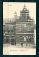 CONTICH: Gemeenteschool, niet gelopen postkaart (Uitg Hermans) (GA19537)