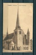 CONTICH: De Nieuwe Kerk St Martinus, niet gelopen postkaart (Uitg Herdt) (GA19544)