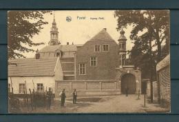POSTEL: Ingang Abdij, Niet Gelopen Postkaart (Uitg Van Eynde) (GA19623) - Mol